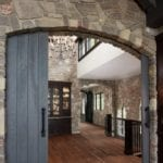 Brookhaven Real Thin Stone Veneer Commercial Interior