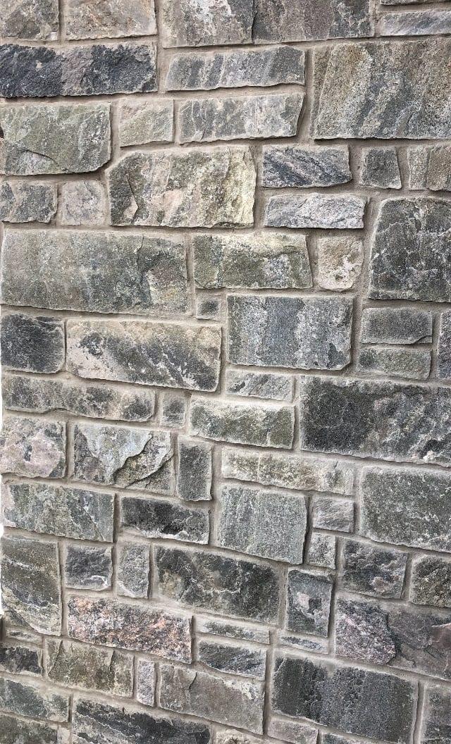 Emerald Bay Thin Stone Veneer Masonry