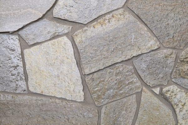 Irvine Mosaic Thin Stone Veneer Mock-Up