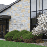Jacksonport Dimensional Custom Large Heights Stone Veneer Commercial Exterior