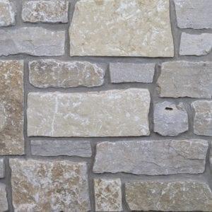 Lisbon Real Stone Veneer Mock-Up