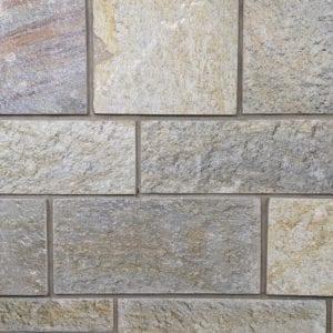 Marbella Real Stone Veneer Mock-Up