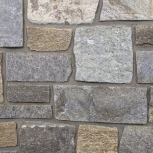 Marseille Natural Stone Veneer Mock-Up