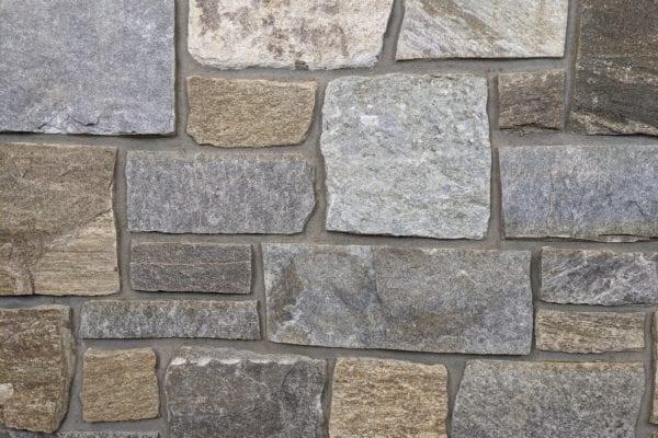 Marseille Natural Stone Veneer Mock-Up