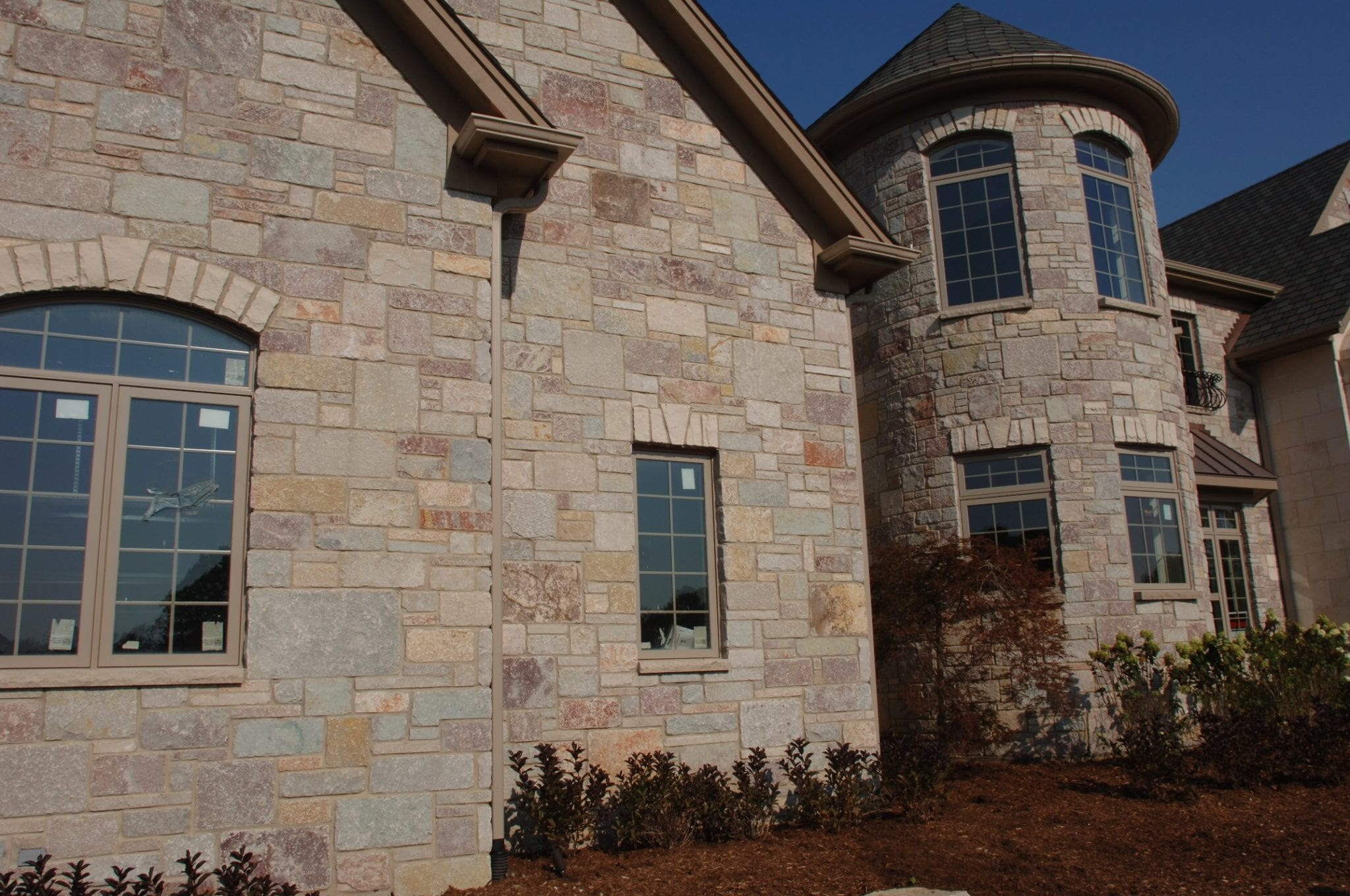 Ravenna Colorful Limestone Natural Thin Veneer Exterior