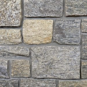 Reedley Thin Stone Veneer Mock-Up