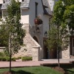 Royal Dusk Fieldledge Real Stone Veneer Exterior