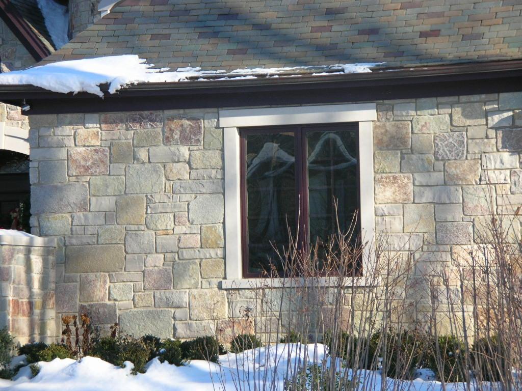 Sheridan Limestone Natural Thin Veneer Exterior