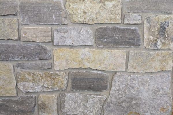 Stillwater Natural Stone Veneer Mock-Up