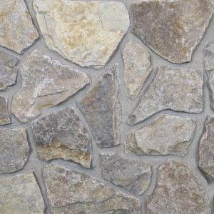 Trier Real Stone Veneer Mock-Up