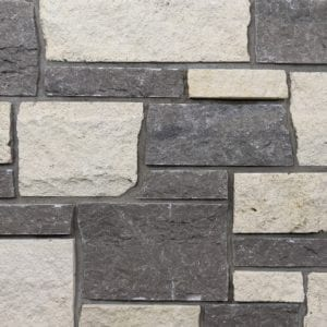 Veria Thin Stone Veneer Mock-Up
