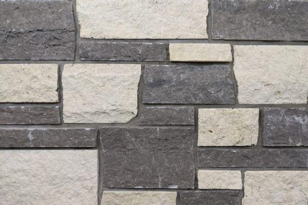 Veria Thin Stone Veneer Mock-Up