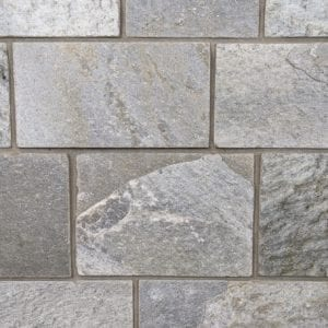 Versailles Natural Stone Veneer Mock-Up