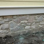 Washington Fieldledge Real Stone Veneer Wainscoting
