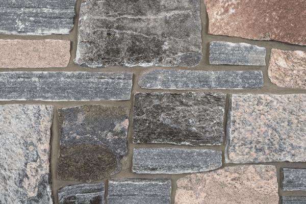Astoria Thin Stone Veneer Mock-Up