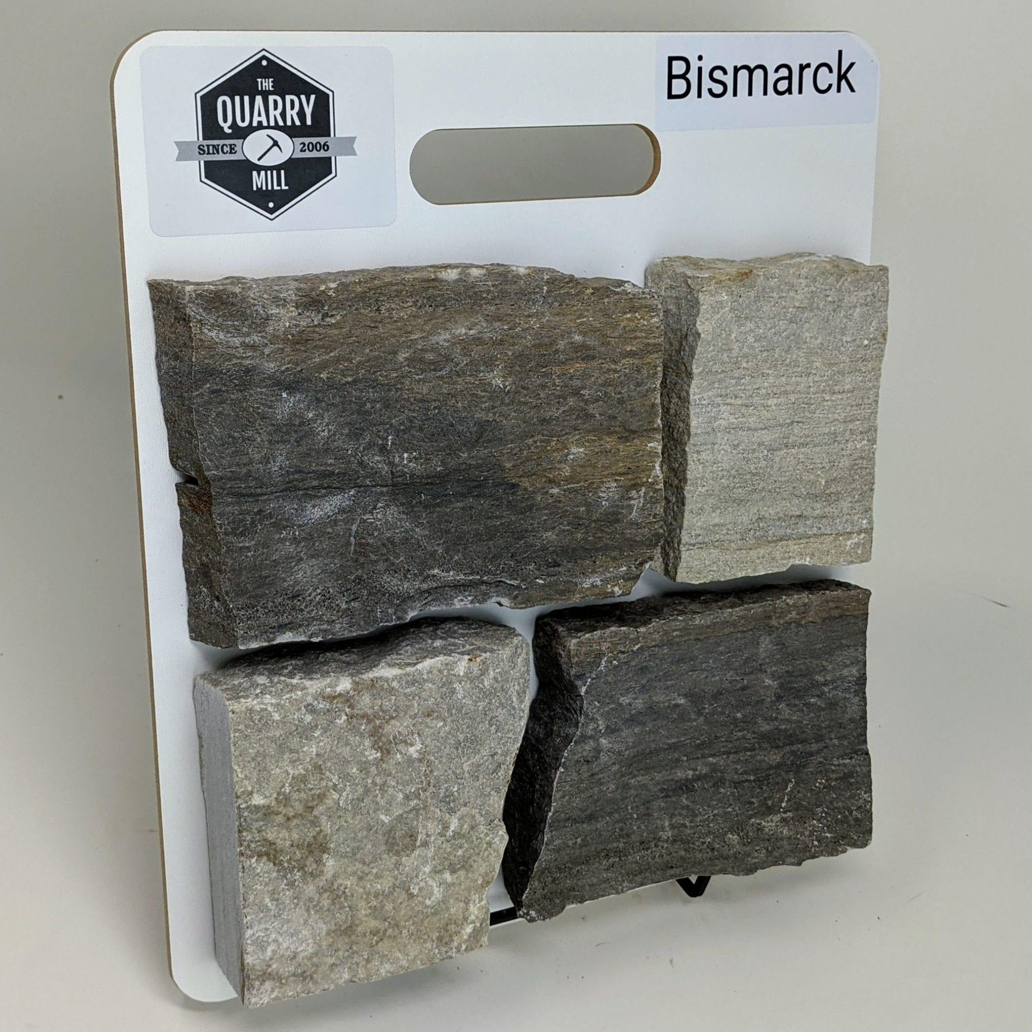 Bismarck Real Stone Veneer Sample Board
