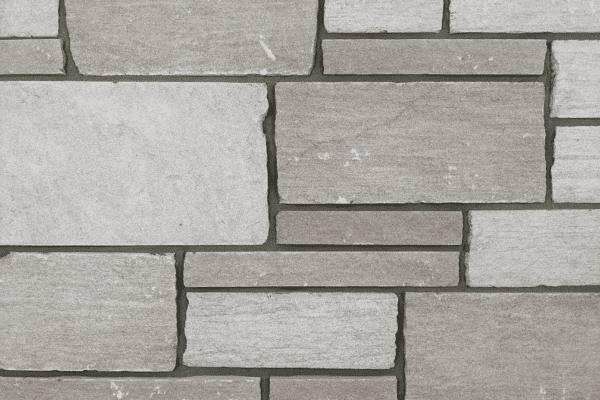 Joliet Real Thin Stone Veneer Mock-Up