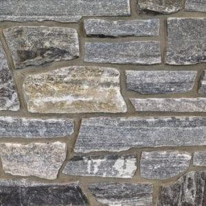 Logan Natural Stone Veneer Mock-Up