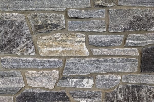 Logan Natural Stone Veneer Mock-Up