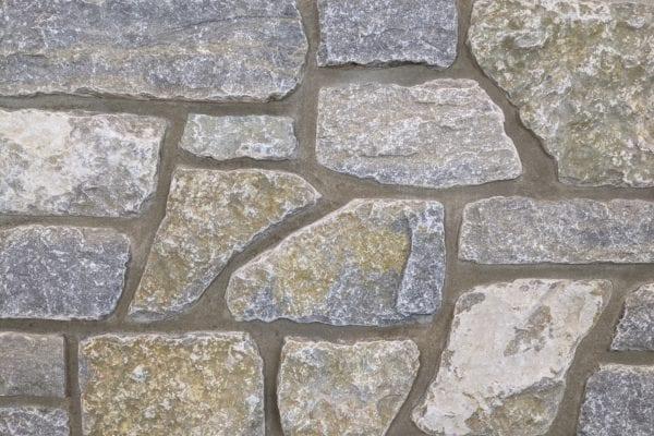 Nottingham Thin Stone Veneer Mock-Up