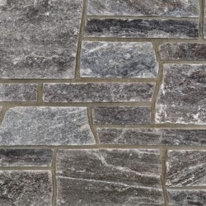 Pembroke Real Thin Stone Veneer Mock-Up