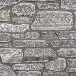 Seaside Real Thin Stone Veneer Mock-Up