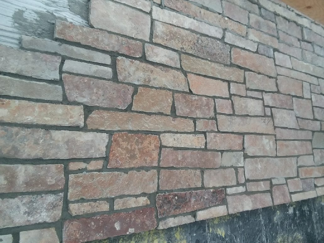 Sumpter Natural Stone Veneer Masonry