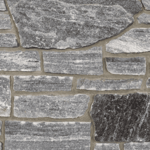 Timmins Thin Stone Veneer Mock-Up