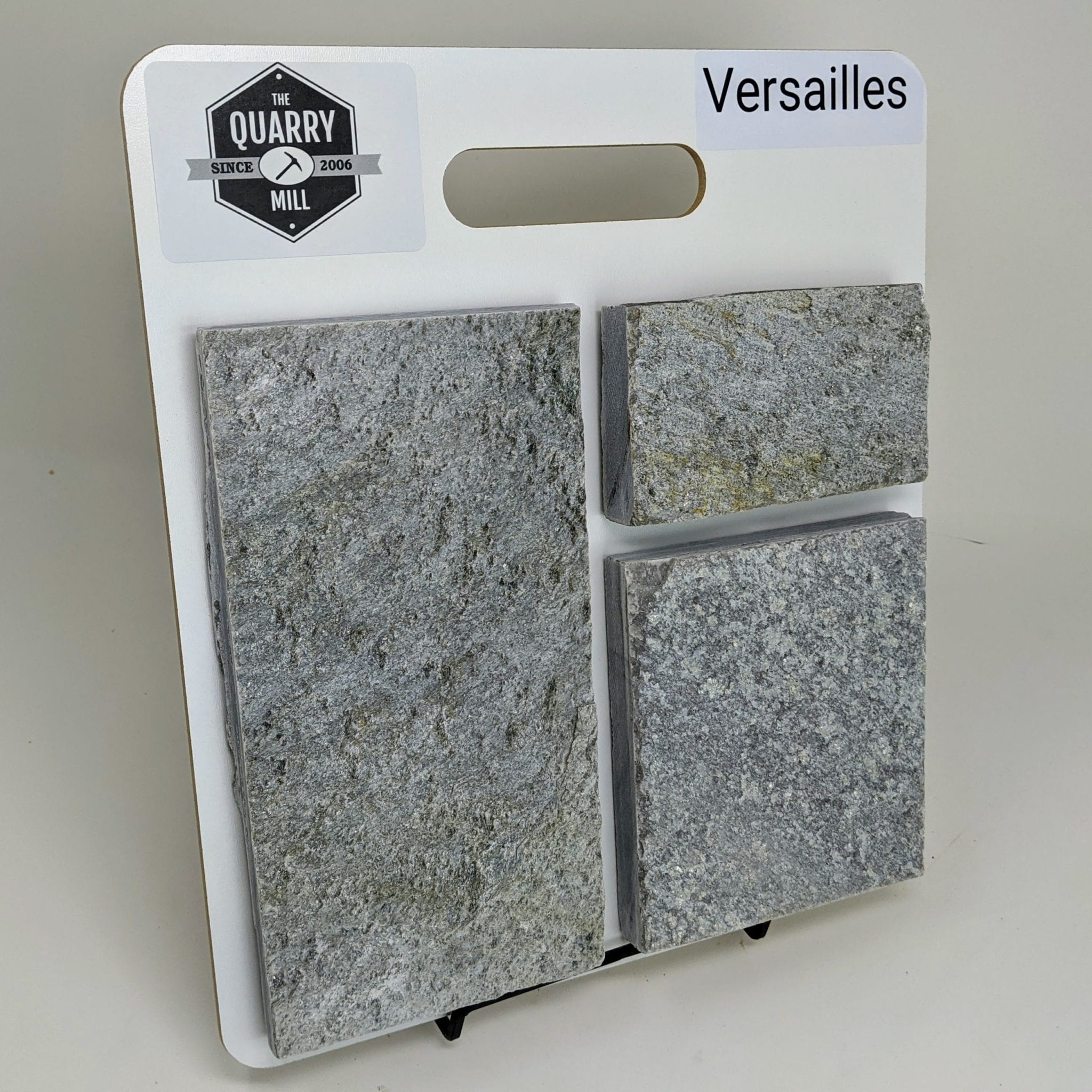 Versailles Real Stone Veneer Sample Board