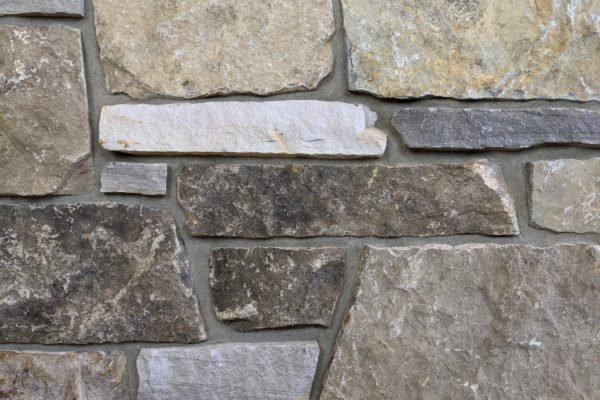 Annapurna Natural Thin Stone Veneer Mock-Up