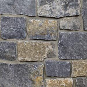 Balkan Thin Stone Veneer Mock-Up