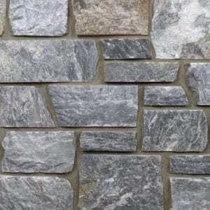 Chamberlain Dimensional Real Stone Veneer Mock-Up