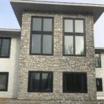 Chamberlain Real Thin Stone Veneer Accent Wall