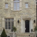 Chateau Real Thin Stone Veneer Home Exterior