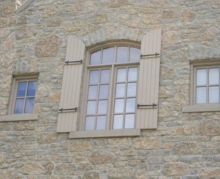 Chateau Real Thin Stone Veneer Masonry