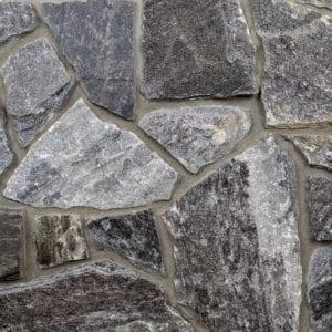Concord Natural Stone Veneer Mock-Up