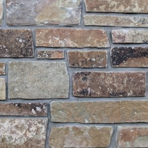 Fairfax Thin Stone Veneer Mock-Up