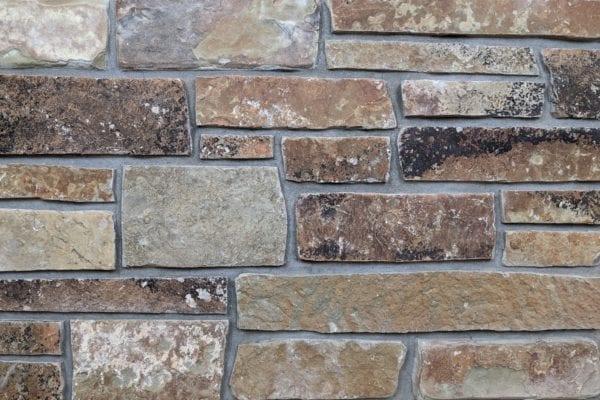 Fairfax Thin Stone Veneer Mock-Up