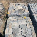 Glacier Ridge Real Thin Stone Veneer Pallets