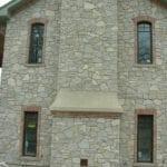 Huron Natural Stone Veneer Exterior