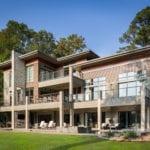 Joliet Real Thin Stone Veneer Home Exterior