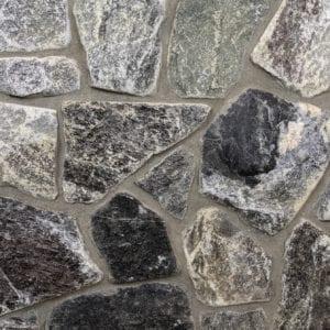 Matterhorn Real Stone Veneer Mock-Up