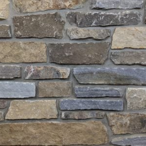 Melbourne Real Thin Stone Veneer Mock-Up