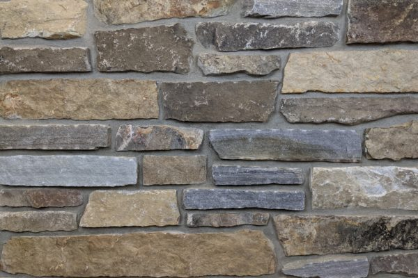 Melbourne Real Thin Stone Veneer Mock-Up