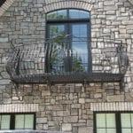 Monroe Natural Thin Stone Veneer Masonry