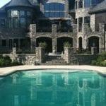 Monroe Natural Thin Stone Veneer Outdoor Living