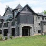 Monroe Real Thin Stone Veneer Exterior