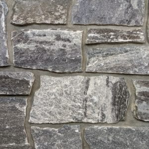 Monroe Thin Stone Veneer Mock-Up