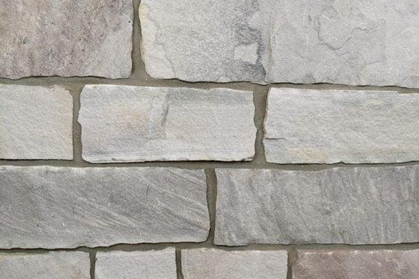 Mont Blanc Real Thin Stone Veneer Mock-Up
