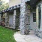 Pembroke Natural Thin Stone Veneer Pillars